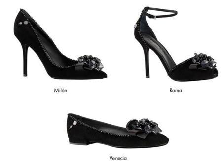 Tres ciudades, tres zapatos... por Louis Vuitton