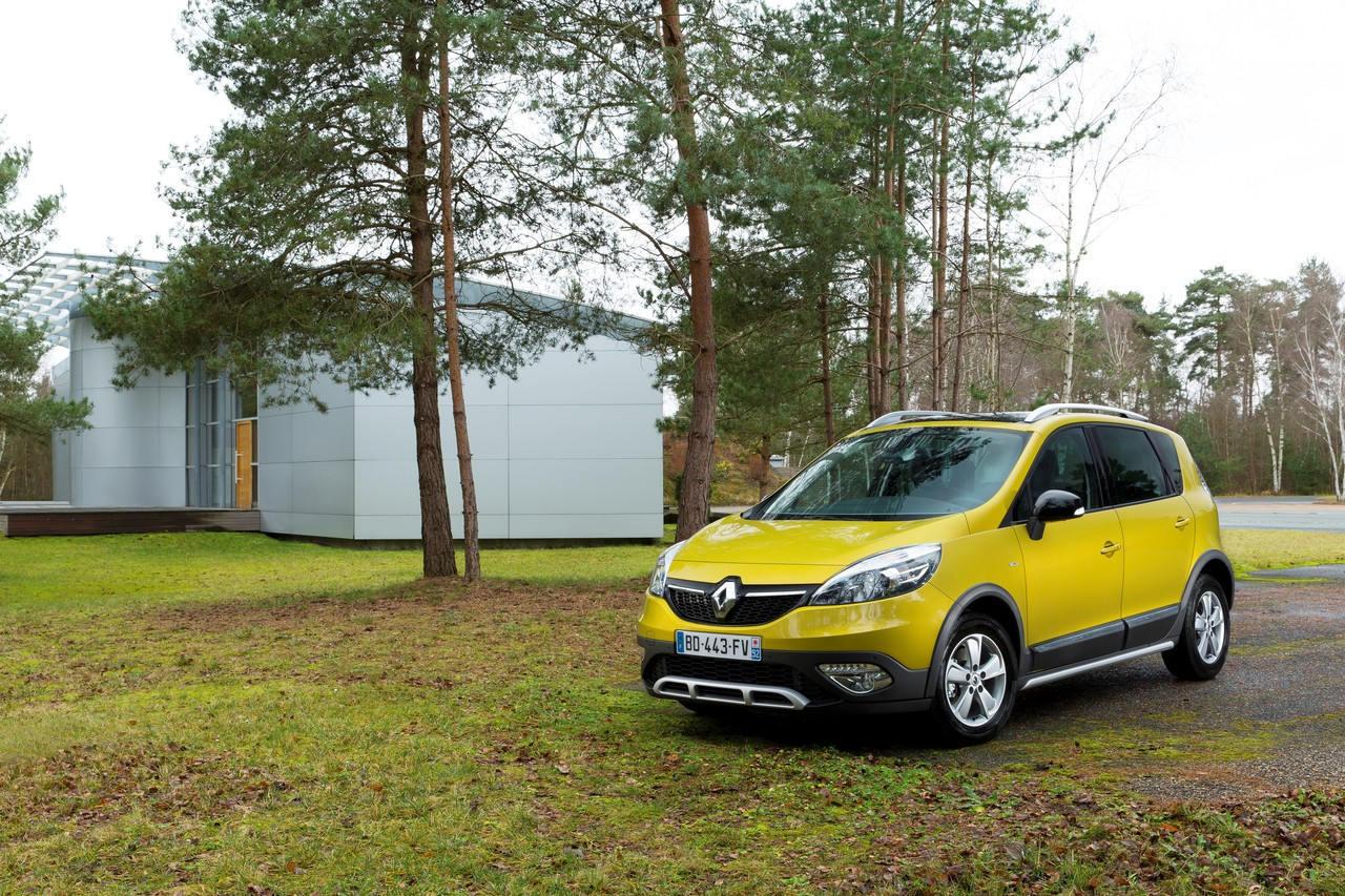 Foto de Renault Scénic XMOD (8/16)