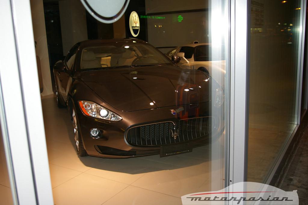 Foto de Concesionario Ferrari y Maserati en Ginebra (7/10)