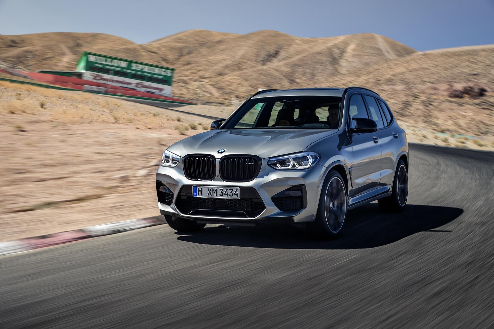 Foto de BMW X3 M 2020 (Presentación) (62/80)