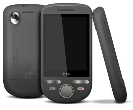 HTC Tattoo, Android y Sense UI a precio reducido