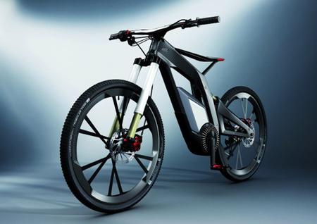Audi ya tiene bicicleta; ¿para cuando moto?