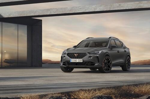 Primer contacto: CUPRA Formentor VZ5, un SUV de 390 CV y tracción total con alma de Audi RS (vídeo)