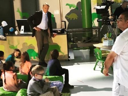 'Poli de Guardería 2' ya se rueda con Dolph Lundgren de protagonista