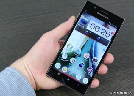 Lenovo K900 pasa sus primeras pruebas, lo sitúan al nivel de un Samsung Galaxy S4