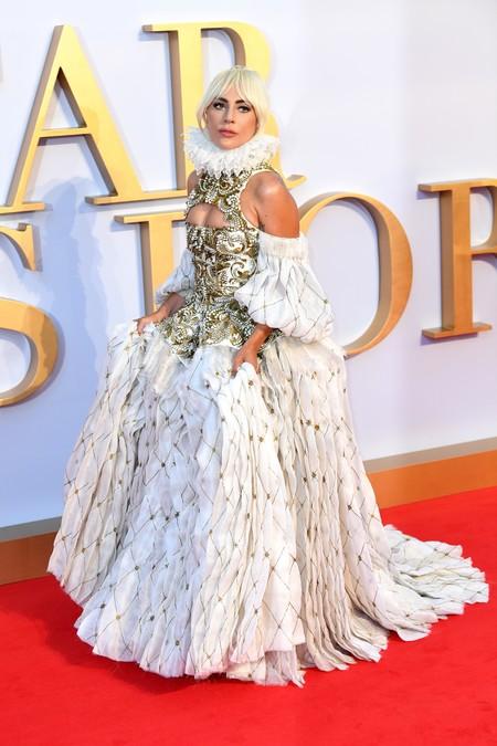 Lady Gaga Premiere Londres Star Is Born 2