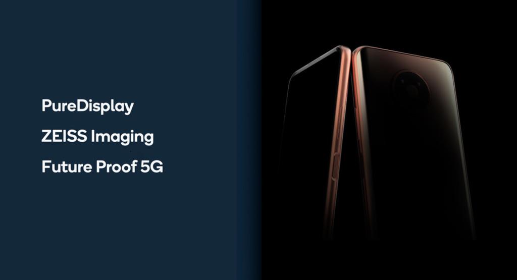 Nokia lanzará un movil 5G con Snapdragon 765, PureDisplay y ZEISS próximamente