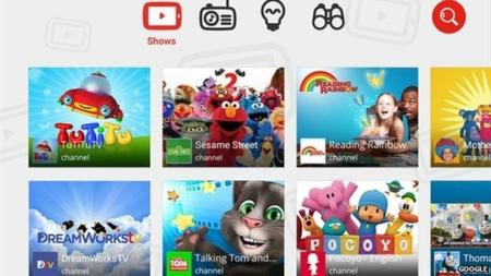 Google lanza en la App Store Youtube Kids para iPhone e iPad