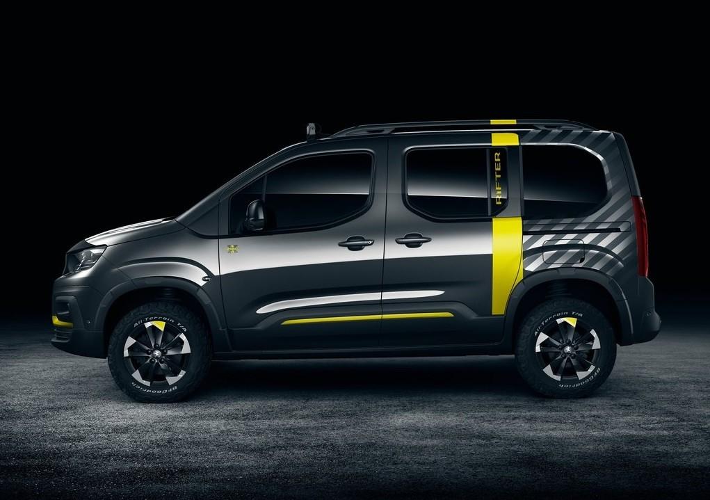 Foto de Peugeot Rifter 4x4 concept (3/13)