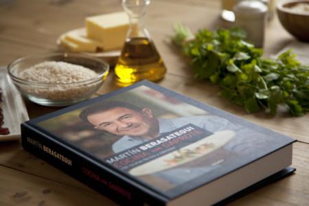 Estos son los trucos de Berasategui en vídeo para una receta de risotto de calabacín y jamón