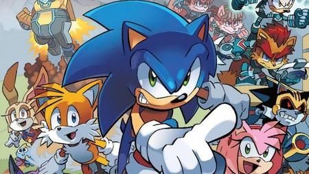 La película de Sonic ya es una realidad: el erizo de Sega llegará en 2019 de la mano de Paramount