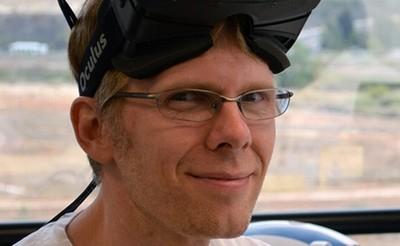 John Carmack asume el puesto de director de tecnología en Oculus