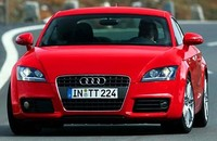 Audi TT, el más popular de Alemania