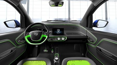 coche eléctrico chino Baojun E100 1
