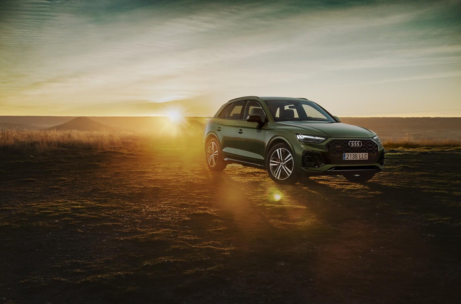 Foto de Audi Q5 2020, prueba (13/52)