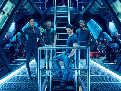 'The Expanse' puede ser la serie que Syfy estaba buscando