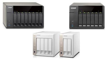 QNAP lanza su nueva gama TS-x51, TurboNAS para pequeñas empresas y despachos