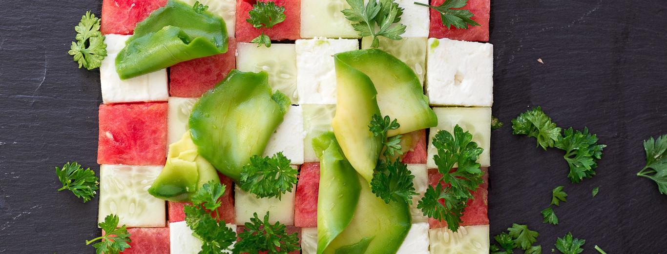 Como Pelar Y Cortar Las Frutas Y Verduras De Verano Nueve