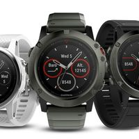 Fēnix 5, la nueva familia de smartwatch de Garmin