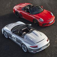 El exclusivo Porsche 911 Speedster entra a producción: un GT3 descapotable que cuesta 309.000 euros