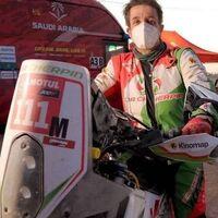 Tragedia en el Dakar: el piloto de motos Pierre Cherpin pierde la vida tras un accidente en la etapa 7