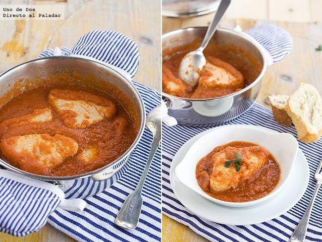Receta clásica de bonito con tomate, porque no hace falta complicarse para comer bien