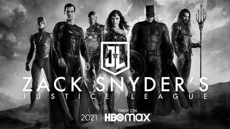 Justice League Snyder Cut Dc Fan Dome