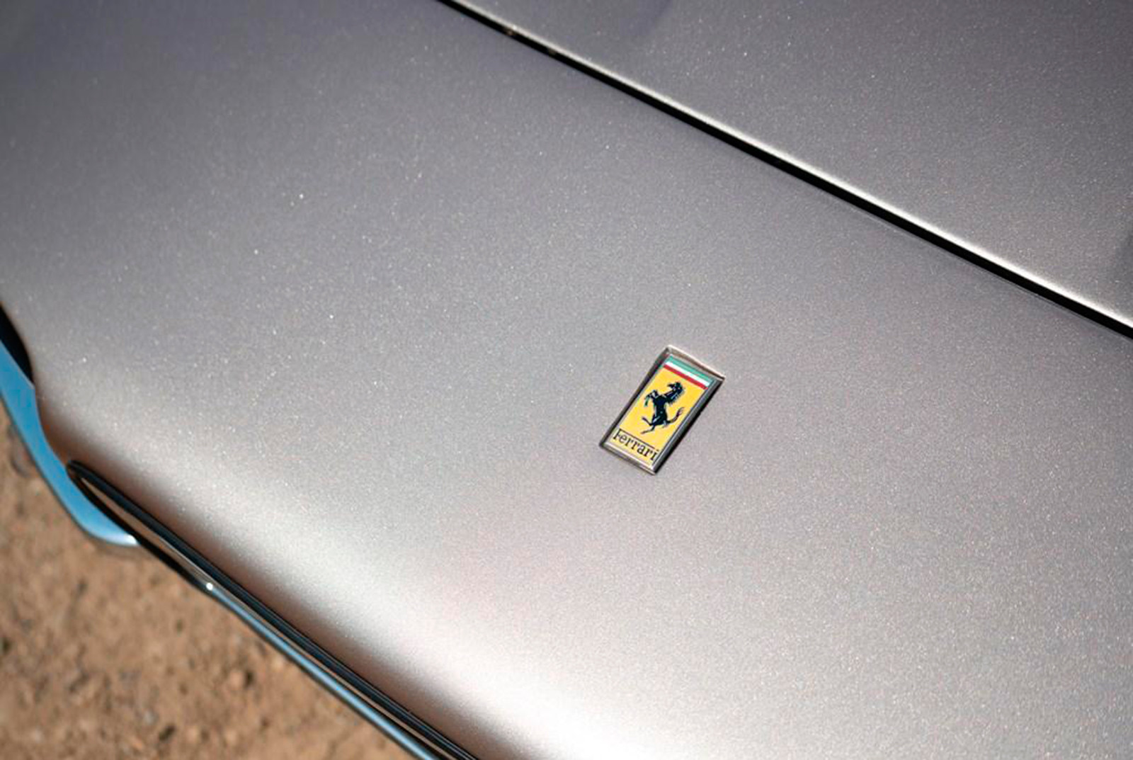 Foto de Ferrari 330 GT 2+2 Shooting Brake Vignale (8/10)