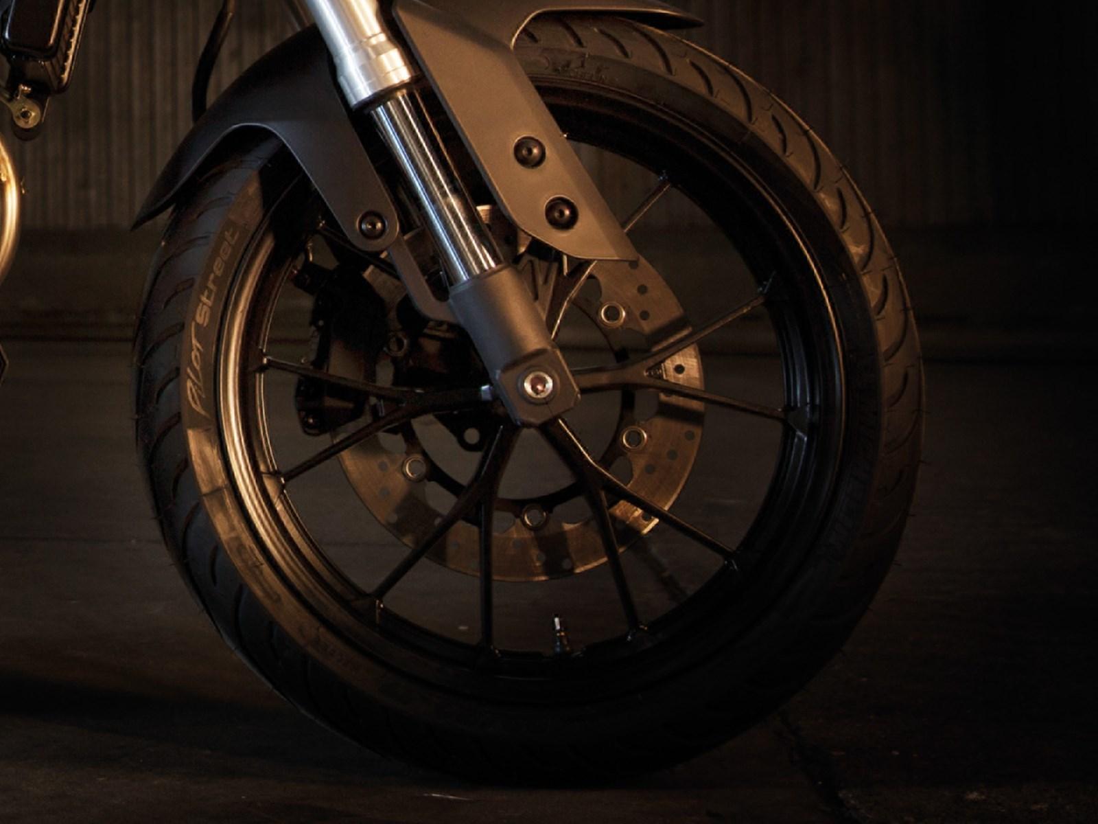 Foto de Yamaha MT-125, detalles (17/17)