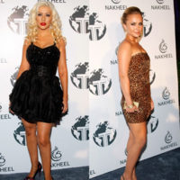 Hayden Panettiere y Christina Aguilera de fiesta ¿en Dubai?