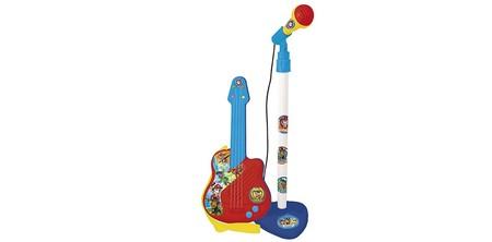 Guitarra Y Micro Patrulla Canina