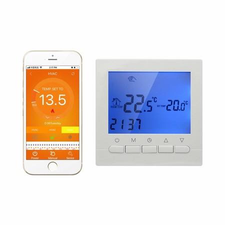 Podemos dar un salto en el control de la calefacción con este termostato para caldera de gas 3A por sólo 35,89 euros en Amazon