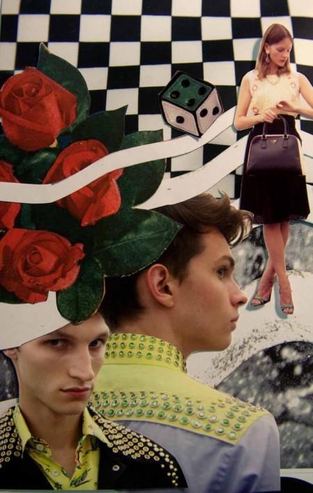 Foto de 'Real fantasies', una nueva campaña de Prada para este verano (2/13)