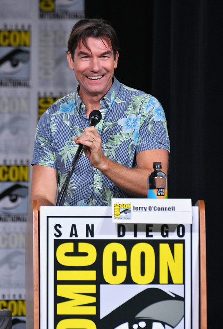 Jerry O Connell Comic Con International 2018