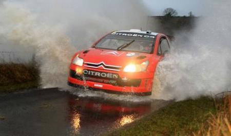 Petter Solberg correrá en Cataluña y Gales con un Citroën C4 WRC