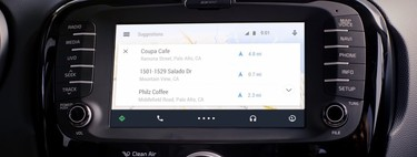 How it works Android Auto, the mobile interface of Google that is designed to prevent distractions in the car