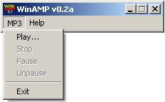 Winamp 0.2