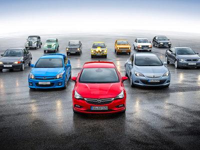 Ocho décadas de Opel Kadett y Astra dan para mucho. ¿Los conoces todos?