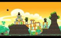 Angry Birds Seasons se tiñe de verde para festejar el Día de San Patricio