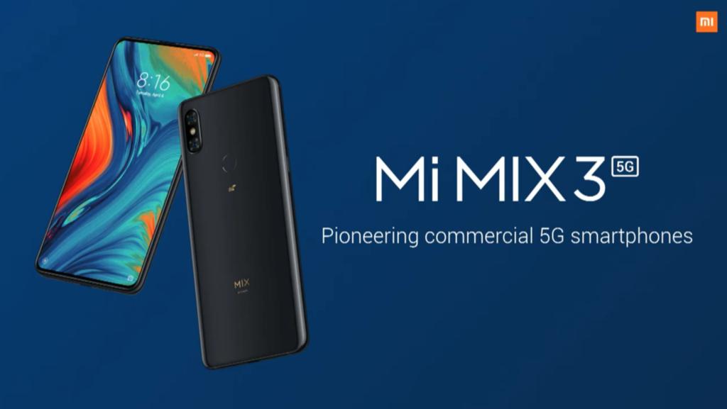 El Xiaomi Mi MIX 3 5G viene a Europa: precio y disponibilidad oficiales