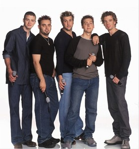 Anda que no sería un puntazo ver a 'NSYNC reunidos en los MTV Video Music Awards