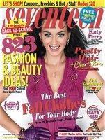 Katy Perry no se siente bella sin maquillaje