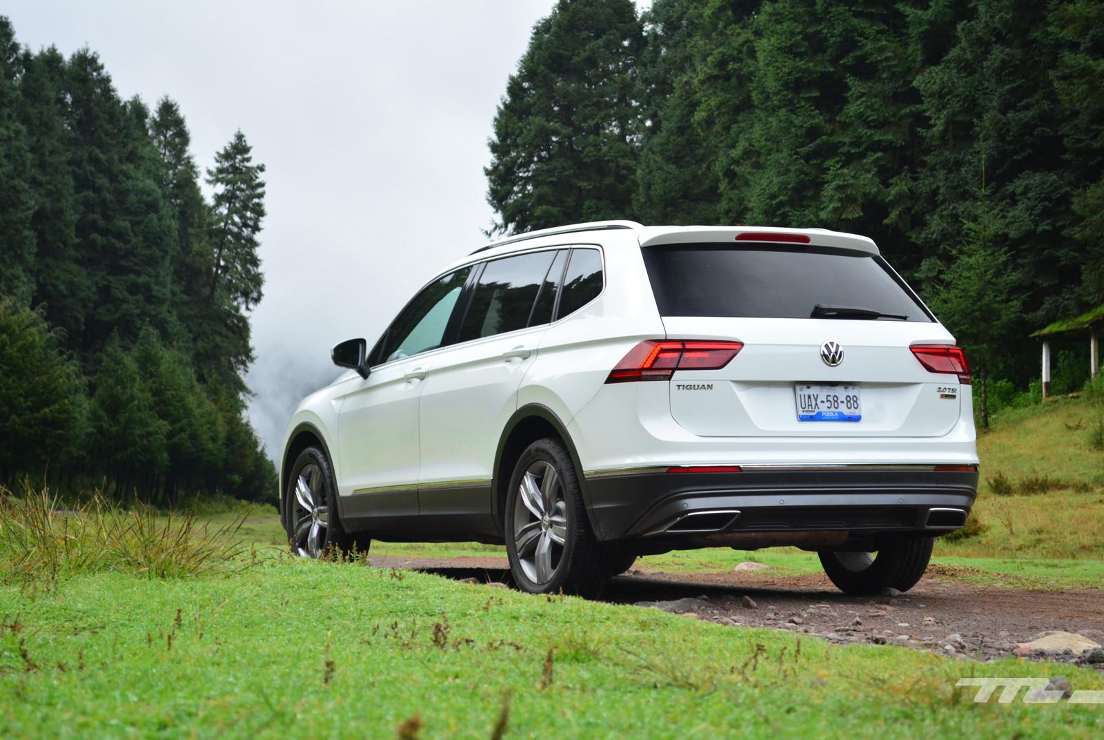 Foto de Volkswagen Tiguan 2.0 TSI (prueba) (9/23)