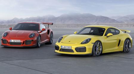 Porsche prefiere un kilo menos a un caballo más