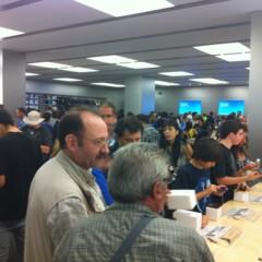 Foto 87 de 93 de la galería inauguracion-apple-store-la-maquinista en Applesfera