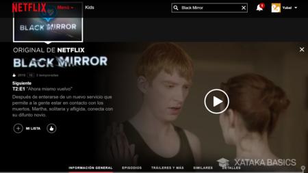 Ficha De Serie En Netflix
