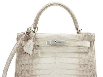 Os presentamos el bolso más caro de la historia de Europa (pista: sí, es de Hermès)