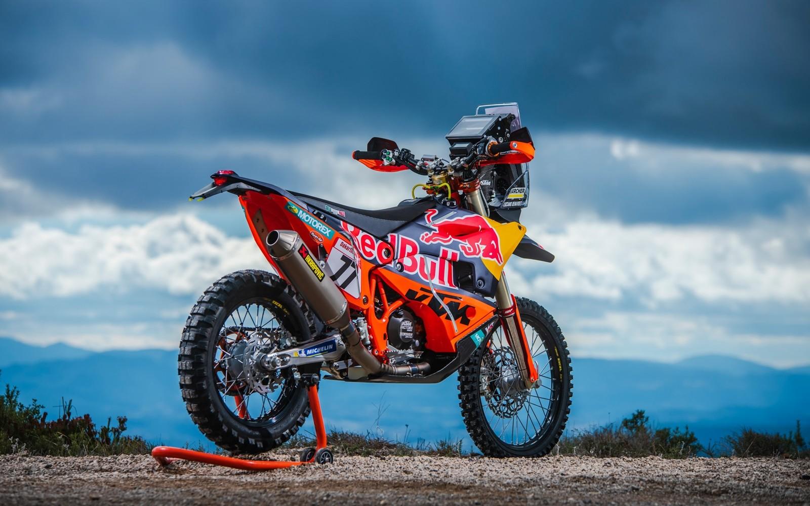 Foto de KTM 450 Rally Dakar 2019 (85/116)