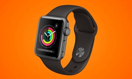 El Apple Watch Series 3 ya es un reloj bastante económico, pero en las ofertas Límite 48 Horas de El Corte Inglés lo tienes 20 euros más barato todavía