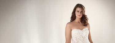 Pronovias apuesta por los vestidos de novia de tallas grandes y también por las muy pequeñas